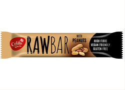 RawBar with peanuts 40g