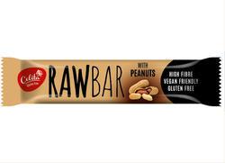 RawBar with peanuts 40g