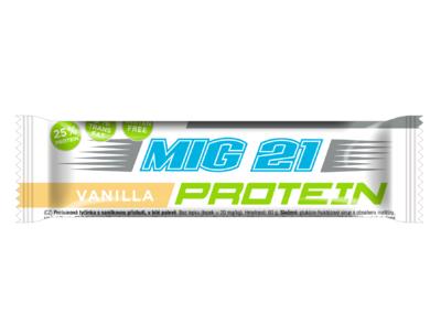 MIG 21 Protein bar vanilla 60g