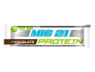 MIG 21 Protein bar chocolate 60g
