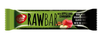 RawBar with apple and cinnamon 40g