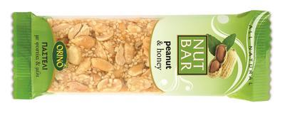 Peanut & Honey Bar, Arašídy a med 45g