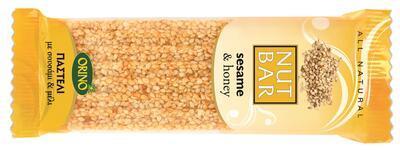 Sesame & Honey Bar 45g - sezam a med