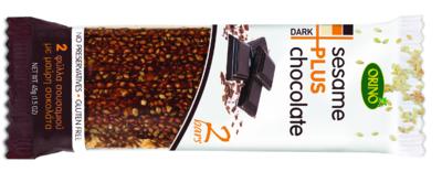 Sesame &  Chocolate, Sezam a čokoláda 45g